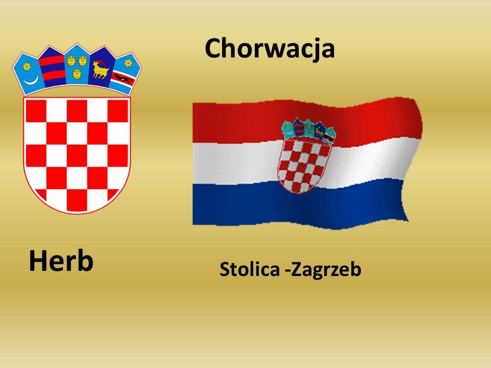 Stolica -Zagrzeb Herb Chorwacja