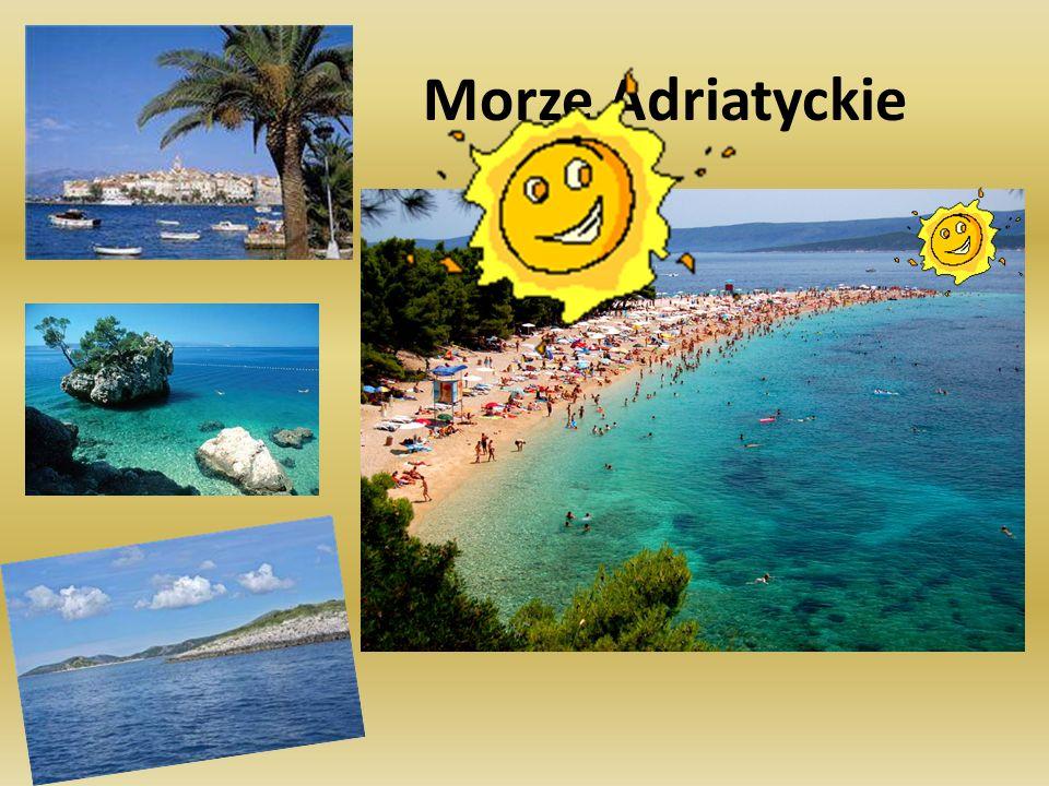 Za swój główny atut gospodarczy Chorwacja uznała turystykę.