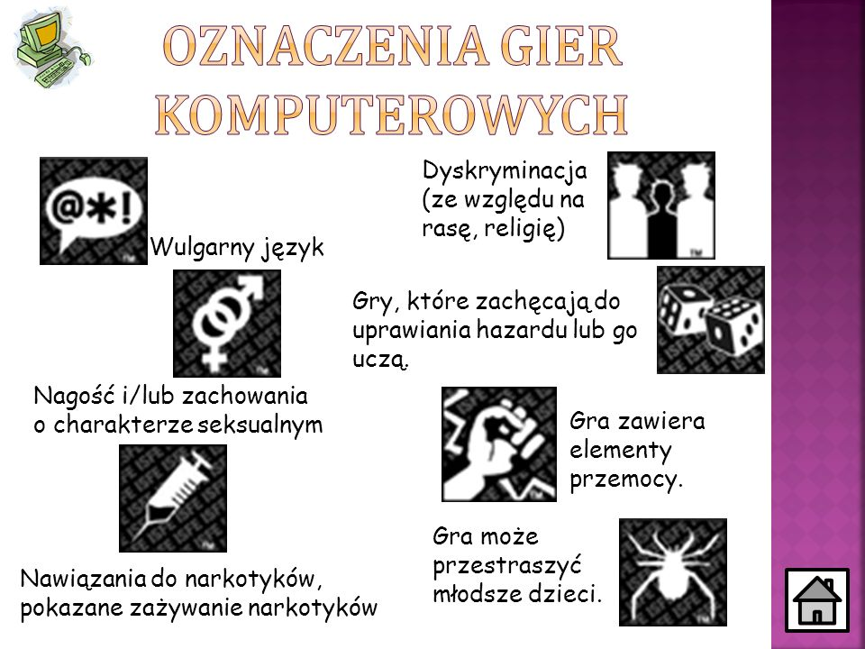 Wulgarny język Nagość i/lub zachowania o charakterze seksualnym Nawiązania do narkotyków, pokazane zażywanie narkotyków Dyskryminacja (ze względu na r