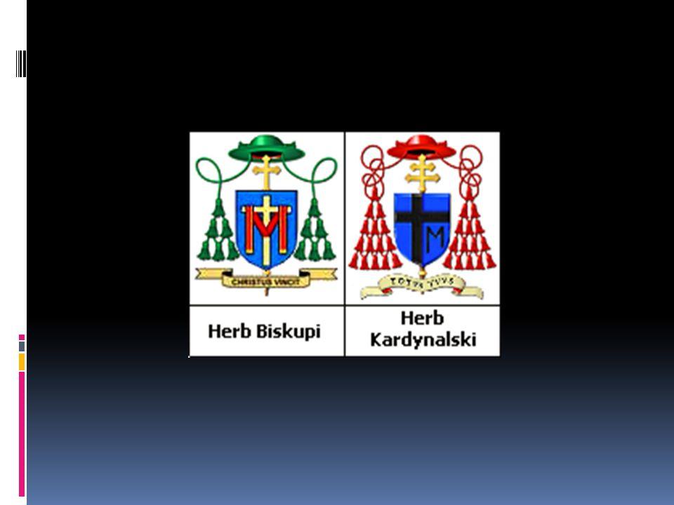 Herb papieski Jana Pawła II Autorem herbu papieskiego Jana Pawła II, był ks.