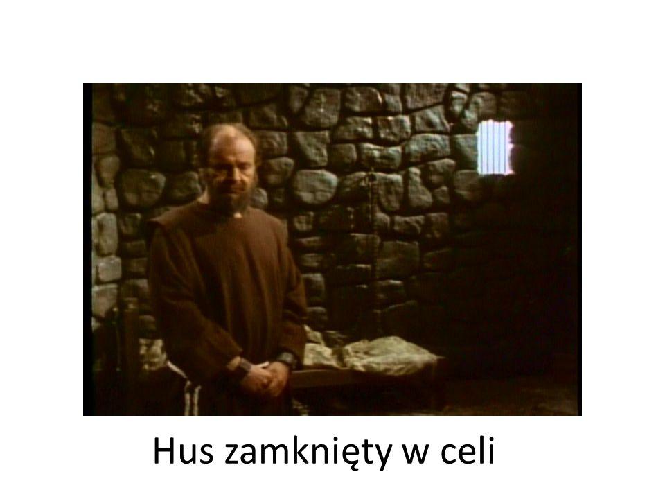 Hus zamknięty w celi