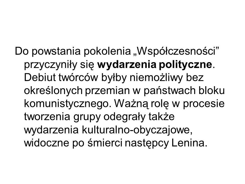 Poznański Czerwiec (Czerwiec 56) Pierwszy w PRL strajk generalny i demonstracje uliczne miały miejsce w końcu czerwca 1956 w Poznaniu, zostały krwawo stłumione przez wojsko i milicję.