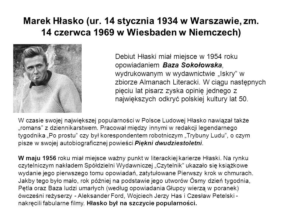 Wszystko zmieniło się, gdy w 1958 roku wyjechał z Polski do Paryża na zaproszenie Instytutu Literackiego.