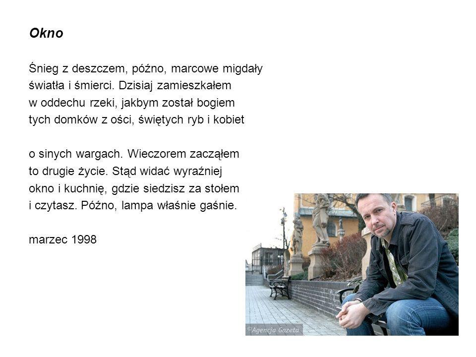 Twórczość Poezja: Vaterland,1997. Anima , 1999. Chata Umaita , 2001.