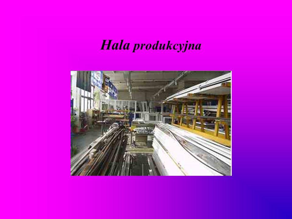 Hala produkcyjna