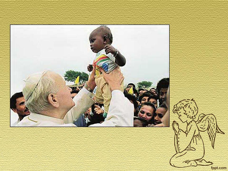 Prawo do życia nie jest tylko kwestią światopoglądu, nie jest tylko prawem religijnym, ale jest prawem człowieka Troska o dziecko jest pierwszym i pod