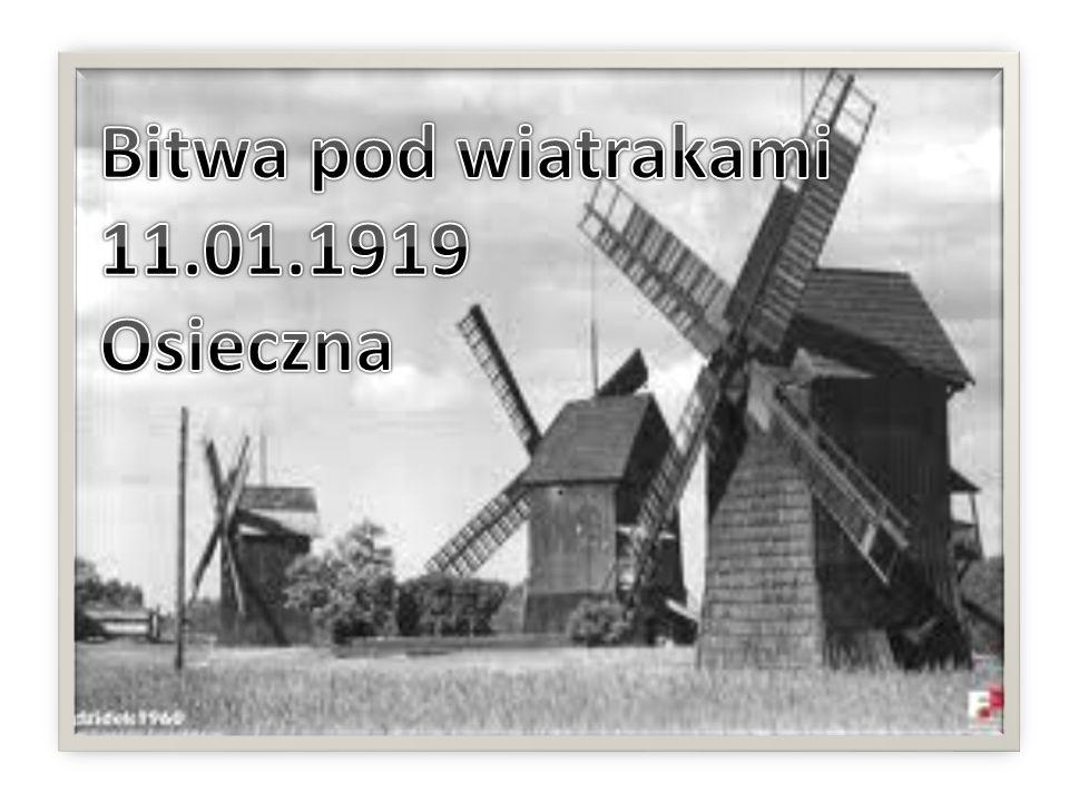 Po zakończeniu I wojny światowej Osieczna i jej okolice nadal znajdowały się pod władzą Prus i w każdej chwili narażone były na atak wojsk niemieckich, gotowych stłumić każdy przejaw polskiego patriotyzmu.