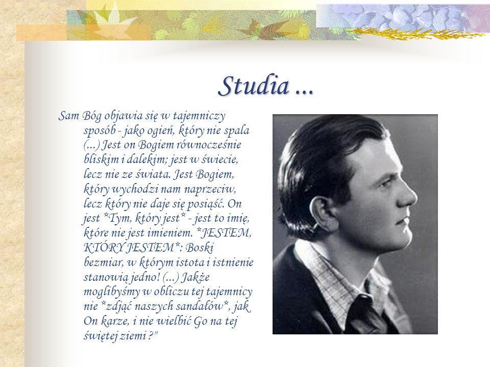 Pozostanie...Jan Paweł II pozostanie na zawsze w naszych sercach, w naszych myślach.