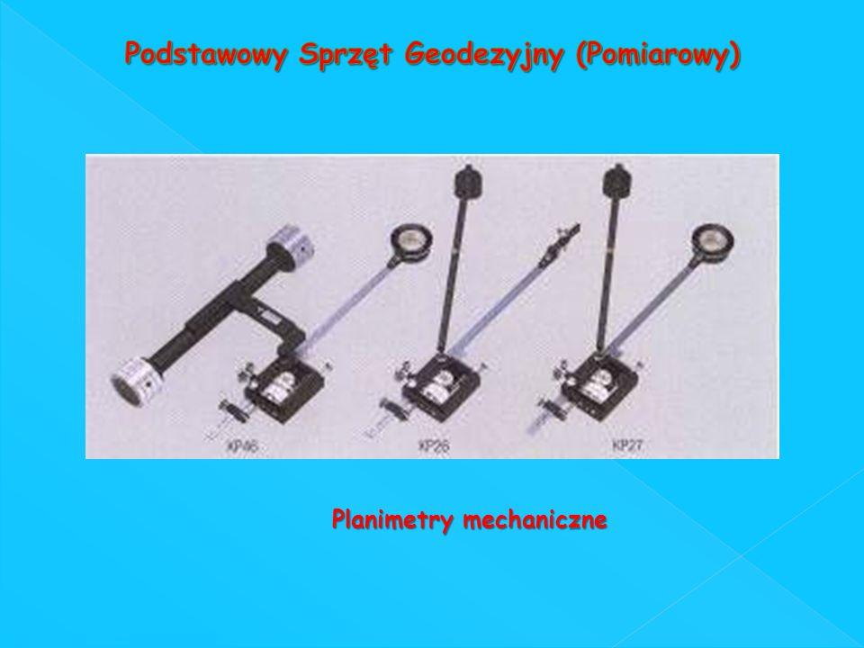 Planimetry mechaniczne
