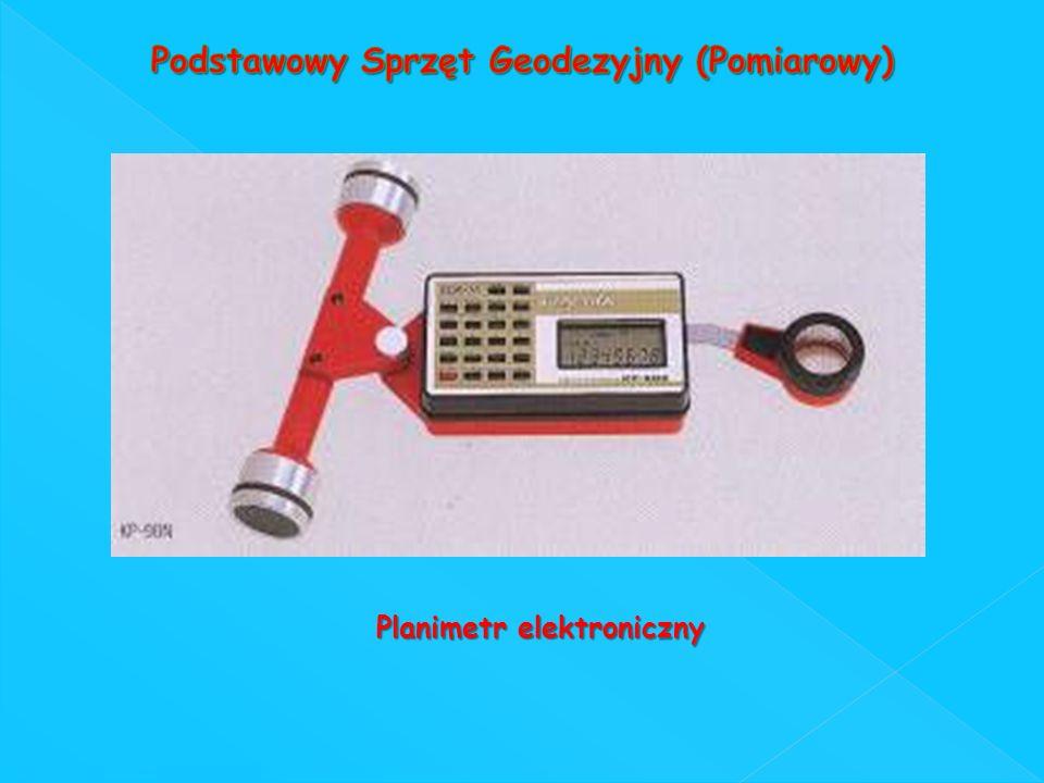 Planimetr elektroniczny