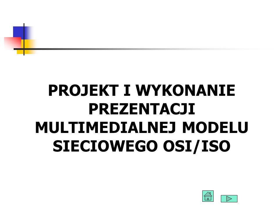 Łukasz Kubczak, Łukasz Slusarczyk63 Warstwa 7: Warstwa aplikacji Warstwa aplikacji najbliższa użytkownikowi warstwa modelu OSI.