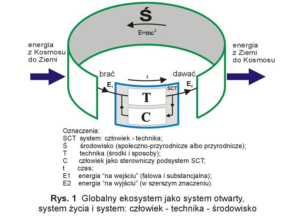 Wpływ stanu środowiska na skutki procesu, w tym realizowanie jego funkcji celu