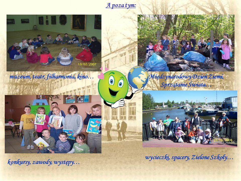 Bierzemy udział w edukacyjnym programie ogólno łódzkim Wyjątkowy Uczeń we współpracy z Wydziałem Edukacji w Łodzi współfinansowanym przez Unię Europej