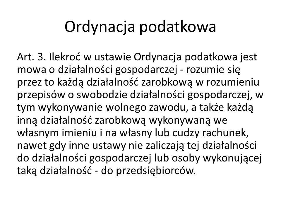 Źródła przychodów Art.10. 1.