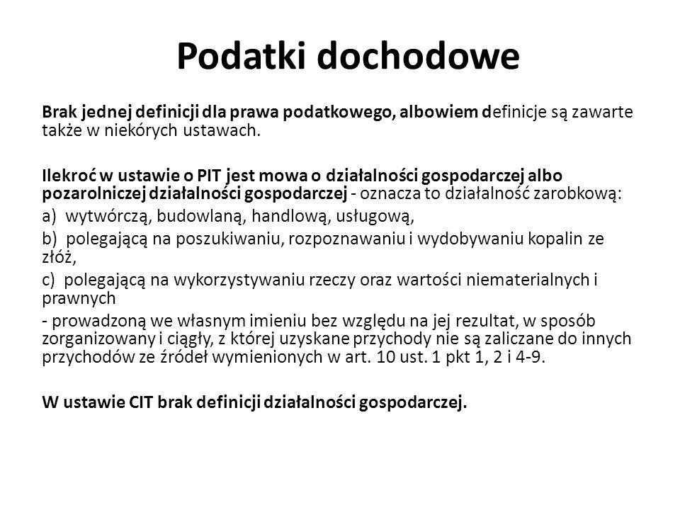 Wybór podatku liniowego Art.9a. 1.