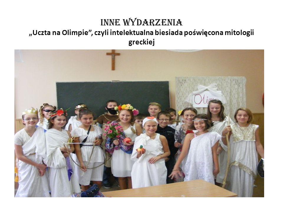 INNE Wydarzenia Uczta na Olimpie, czyli intelektualna biesiada poświęcona mitologii greckiej