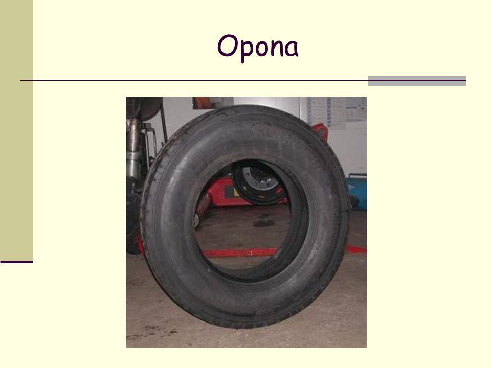 Zmontowane koło na montażownicy