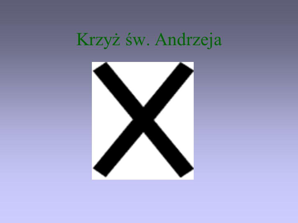 Krzyż poprzez cztery stopnie podstawy reprezentuje 4 ewangelistów.