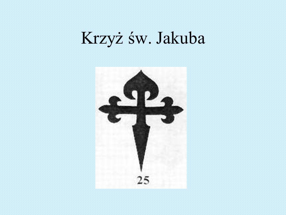 Krzyż apostoła Filipa, który wg legendy był ukrzyżowany w tej pozycji. Krzyż ten występuje na flagach narodowych krajów skandynawskich, z których duńs