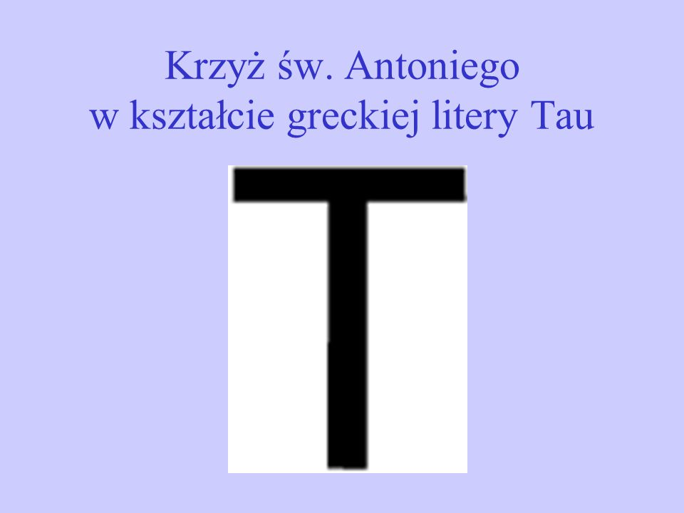Krzyż grecki - jedna z form krzyża. Od wieków znany wyznawcom religii przedchrześcijańskich. Do chrześcijaństwa wprowadzony ok. roku 322 przez egipski