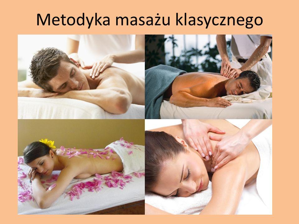 Metodyka masażu klasycznego ( Piotr Pękała )