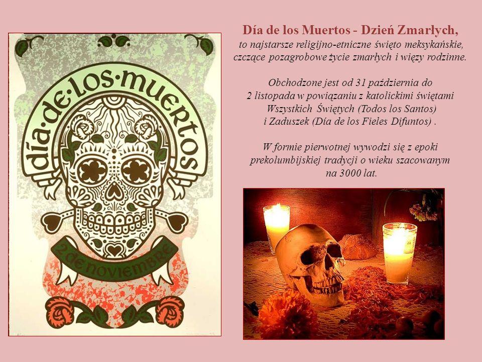 Día de los Muertos MEKSYK
