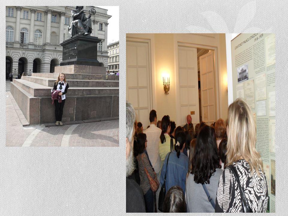 Dziewczynki wykazały się dużą wiedzą oraz umiejętnościami polonistycznymi, zostając finalistkami tego konkursu. Należy zaznaczyć, że nasze uczennice p