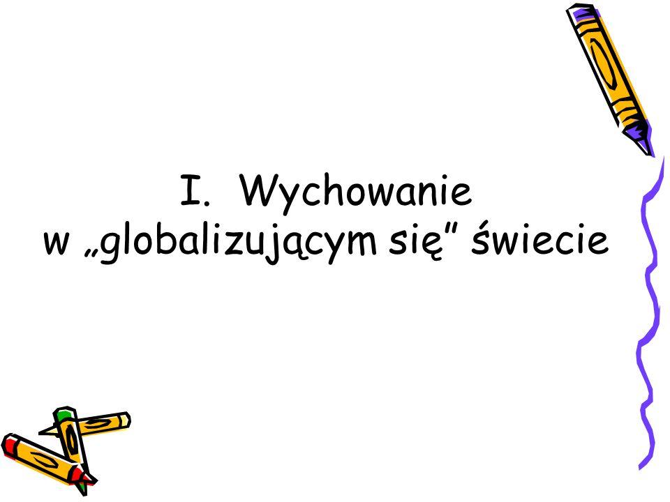 Stan współczesnych systemów edukacyjnych w Polsce - segregacyjny system wychowania uczniów niepełnosprawnych; - znaczny w stosunku do roku 1989 spadek wydatków na edukację z budżetu państwa;