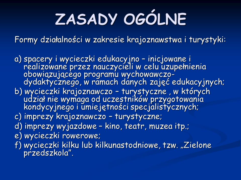 Rozporządzenie MENiS z 8 listopada 2001 r.