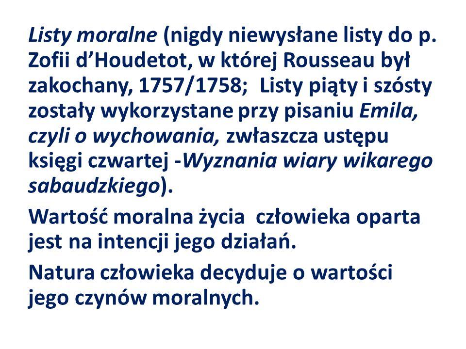 Listy moralne (nigdy niewysłane listy do p.