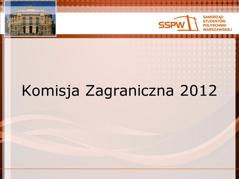 Komisja Zagraniczna 2012