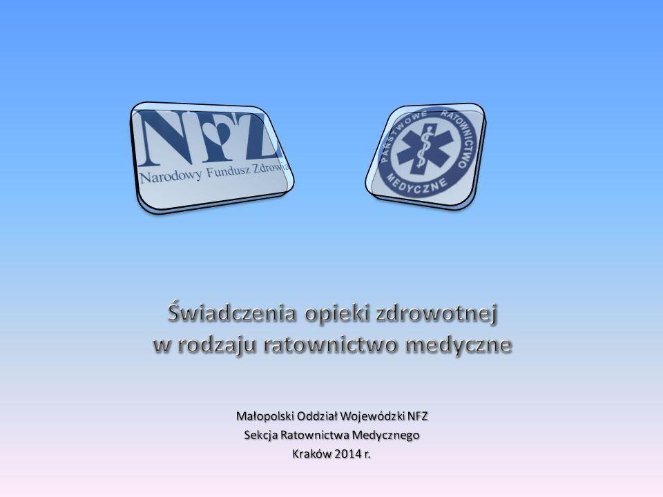 Wymogi w zakresie środków transportu sanitarnego Zespół ratownictwa medycznego jest wyposażony w specjalistyczny środek transportu sanitarnego, spełniający cechy techniczne i jakościowe określone w Polskich Normach przenoszących europejskie normy zharmonizowane (obecnie Norma PN-EN 1789+a1:2011 Pojazdy mechaniczne i ich wyposażenie).