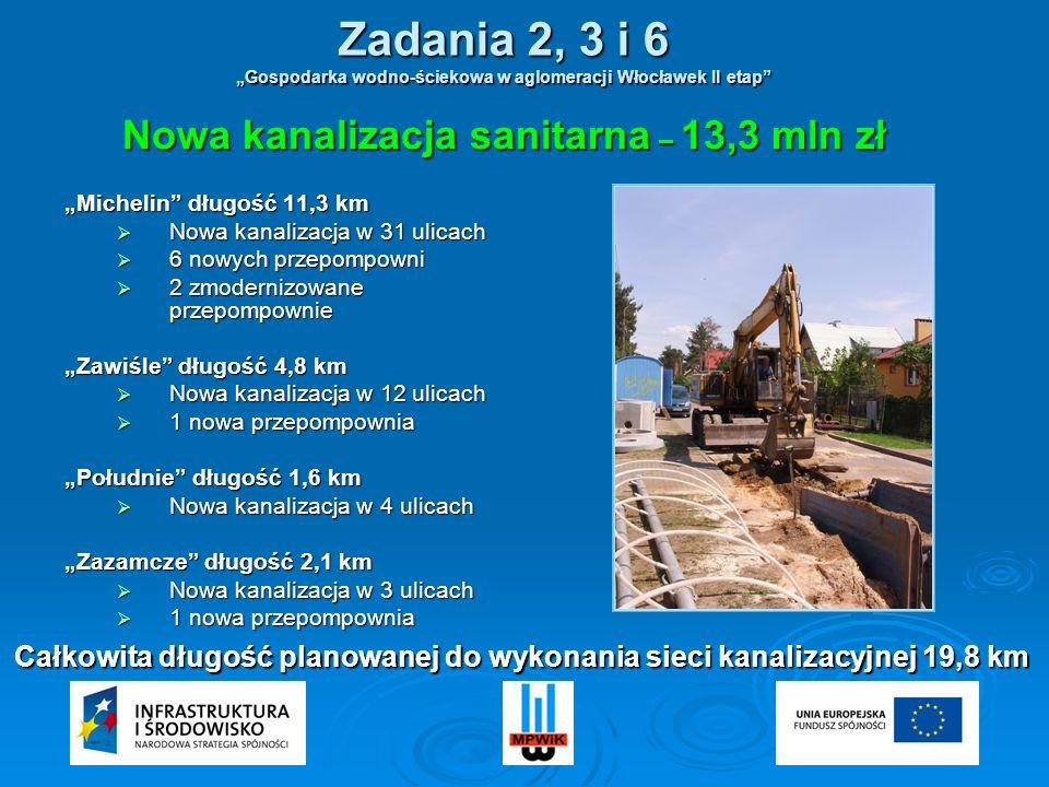Modernizacja i rozbudowa układu technologicznego budowa zbiornika retencyjnego wody pitnej, budowa zbiornika retencyjnego wody pitnej, modernizacja filtrowni C, obejmująca m.in.