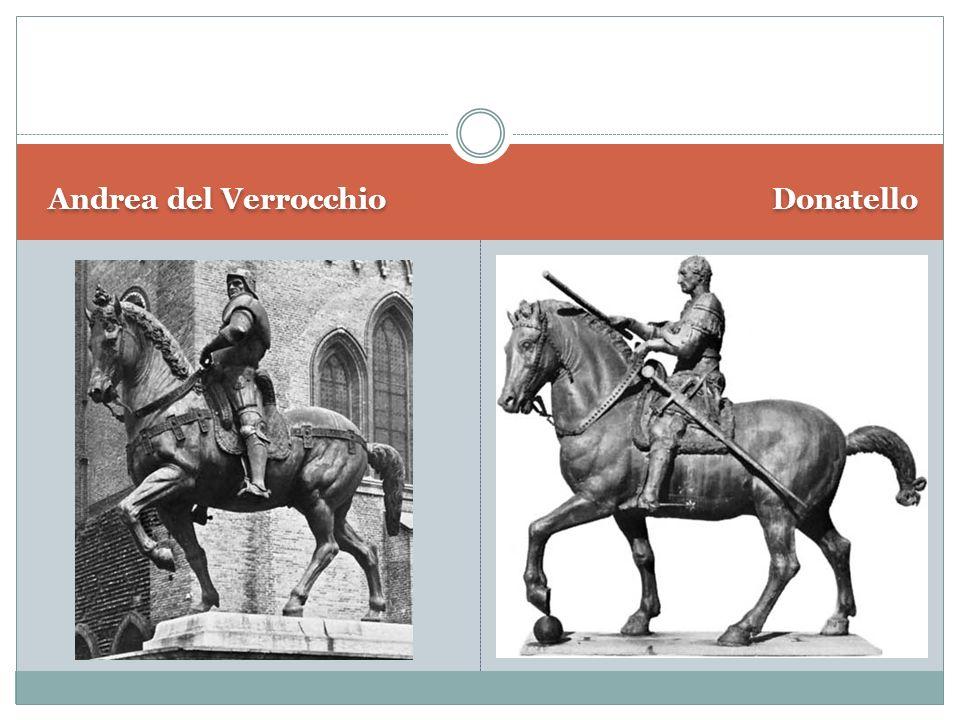 Andrea del Verrocchio Donatello