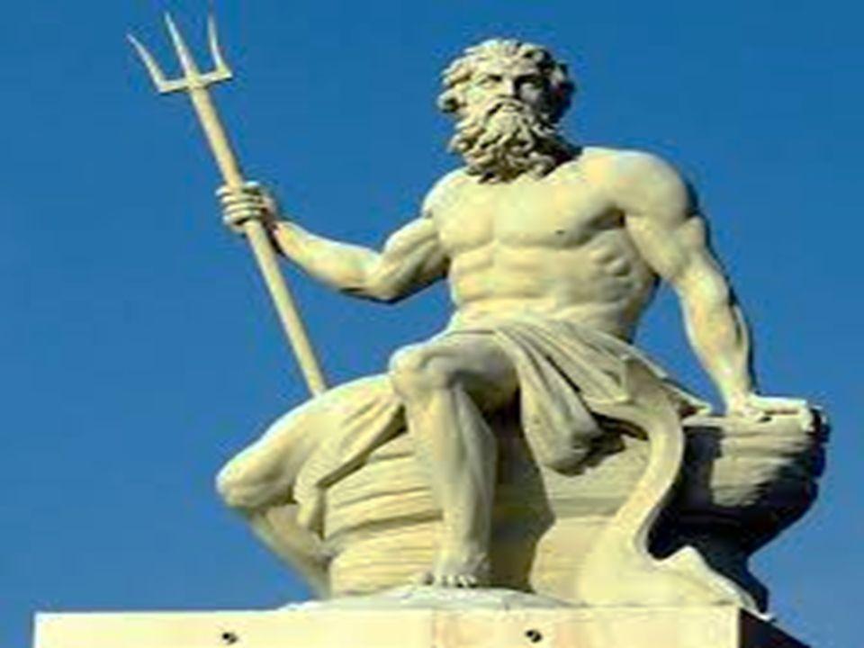 Syn Kronosa i Rei, brat Zeusa.Surowy, niewzruszony i bezlitosny.