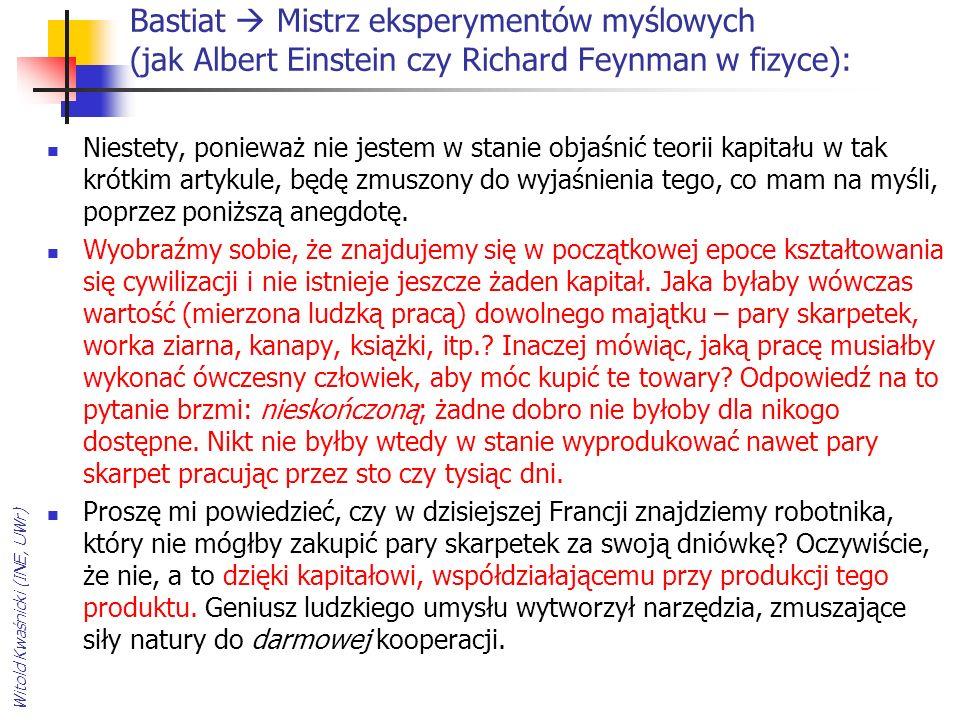 Bastiat vs.