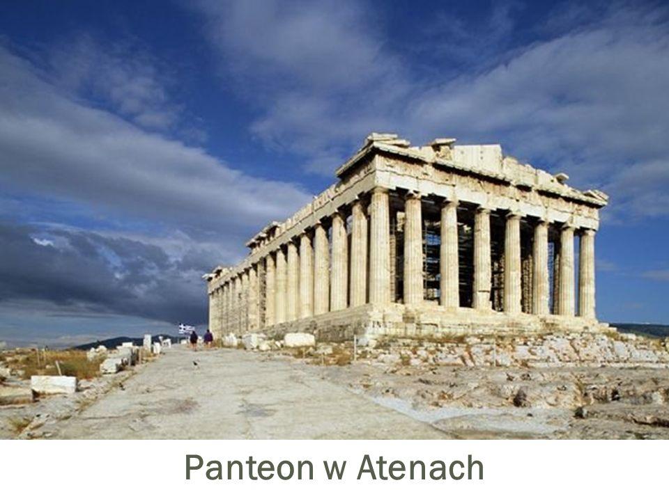 Panteon w Atenach