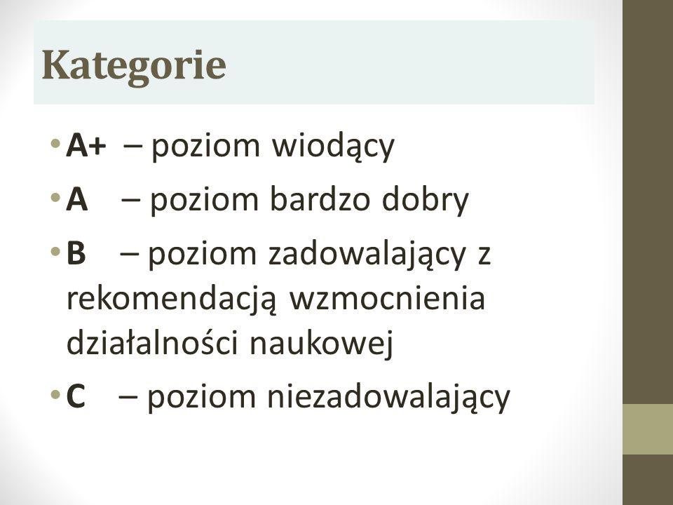 Wydziały lekarskie w Polsce – kategoria B 1.UM Wrocław WL 2.Warszawski UM II WL 3.ŚUM Katowice WL w Katowicach 4.ŚUM Katowice WL w Zabrzu 5.UM w Łodzi WL-Wojskowy 6.Uniwersytet Rzeszowski, WMed.