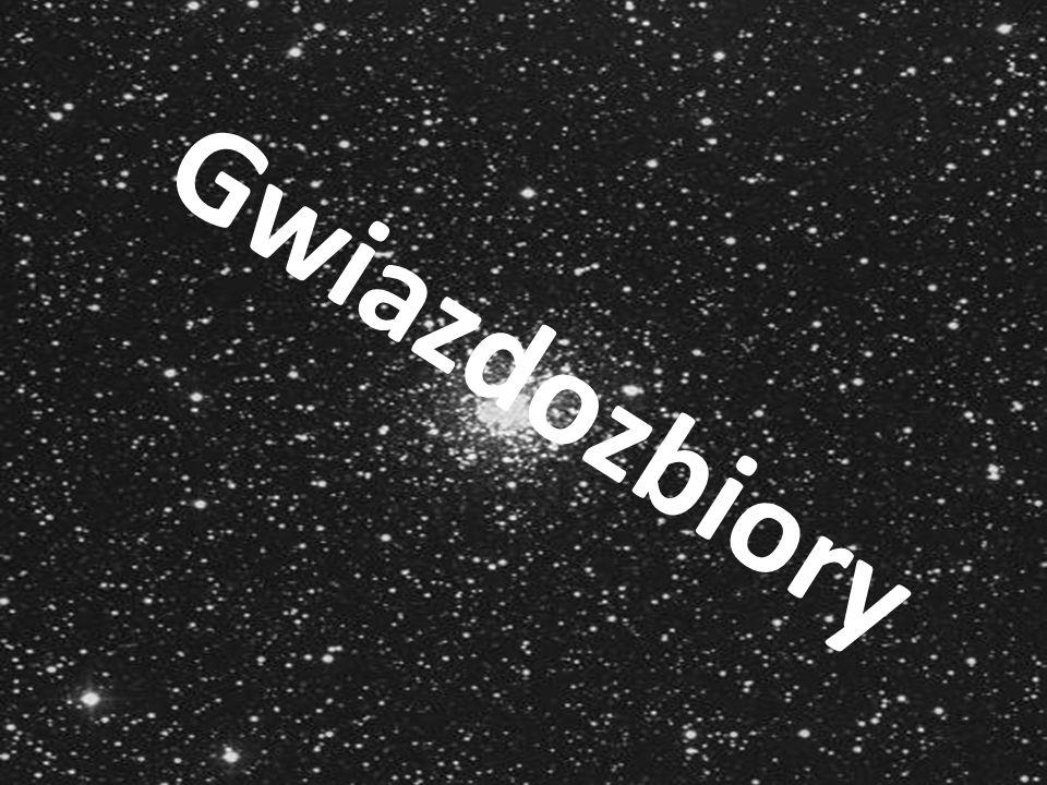 Co to jest gwiazdozbiór ?.