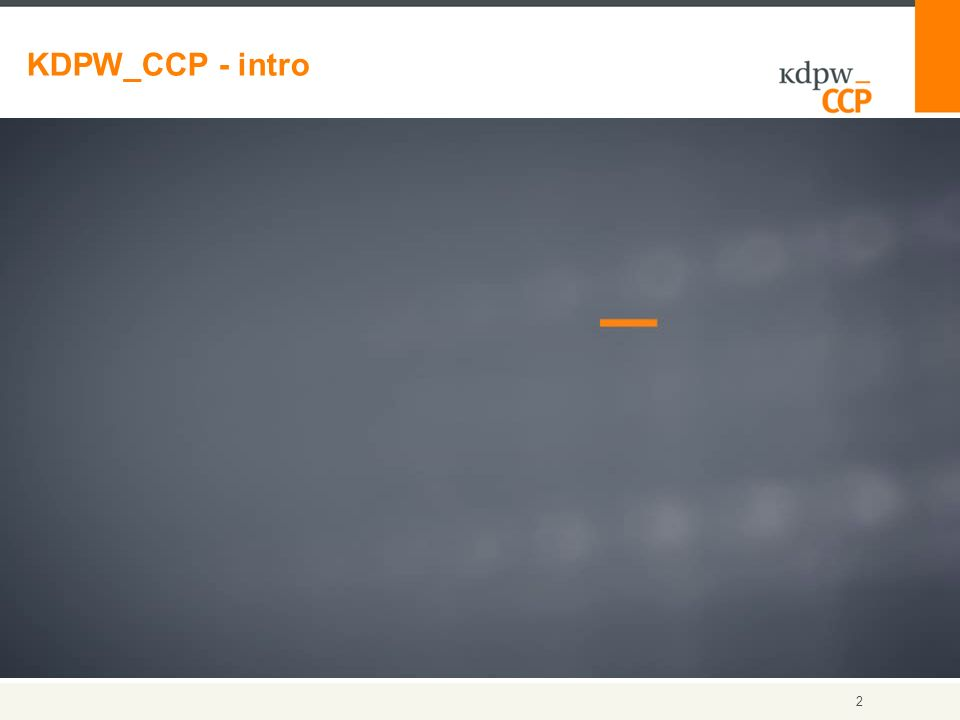 13 KDPW_CCP – nowa jakość na rynku kapitałowym _ Spółka utworzona przez Krajowy Depozyt Papierów Wartościowych _ Profesjonalna izba rozliczeniowa dla rynku regulowanego i ASO _ Międzynarodowy standard zarządzania ryzykiem oparty o metodologię SPAN® _ Nowa struktura systemu gwarantowania rozliczeń _ Nowe typy uczestnictwa w KDPW_CCP _ Rozwój nowych usług dla rynku bankowego – CCP dla derywatów OTC _ Rozwój usług dla rynku regulowanego – transakcje repo, pożyczki 1 lipca 2011 r.