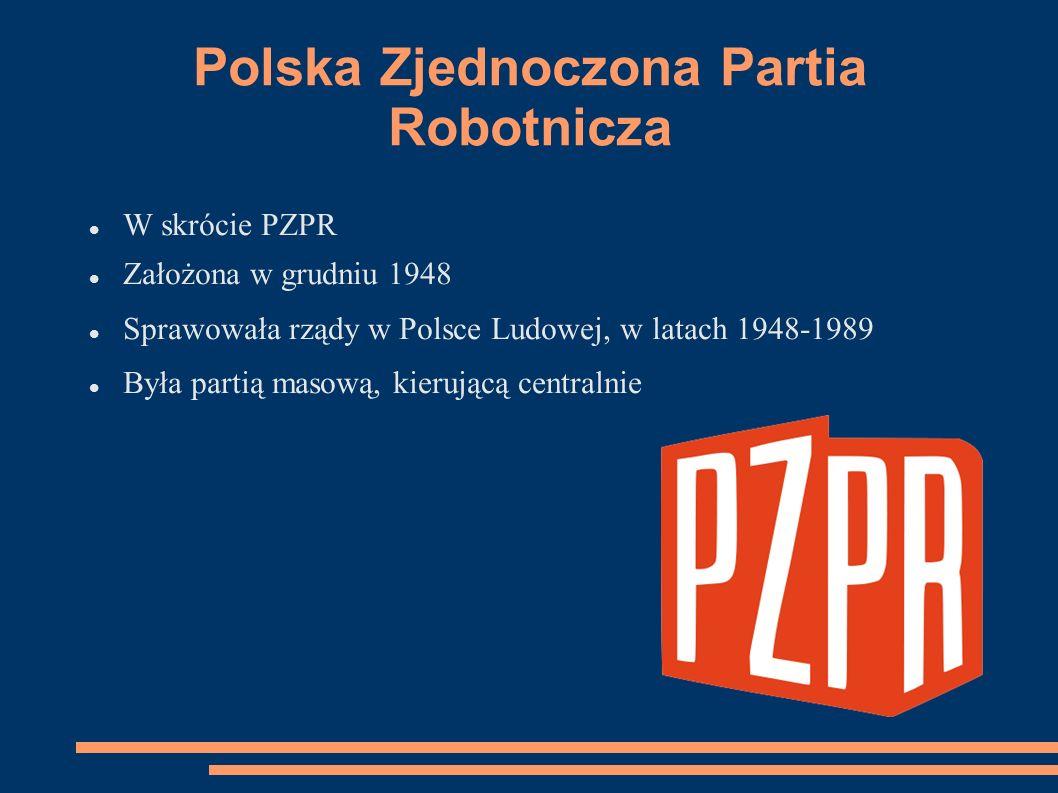 Stan wojenny w Polsce Został wprowadzony 13 XII 1981r.