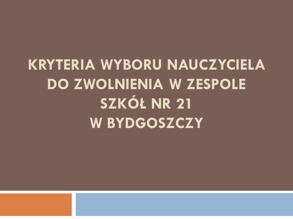 W przypadku zaistnienia przesłanek z art.20 ust.