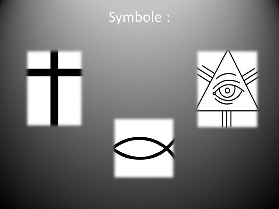 Symbole :