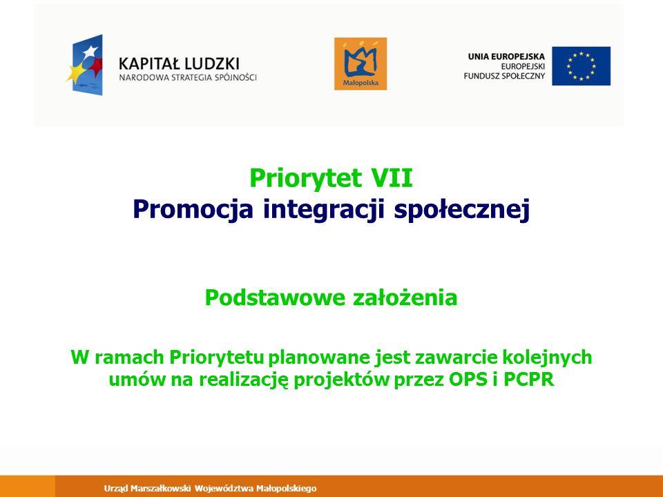 Urząd Marszałkowski Województwa Małopolskiego 9.6.3 Doradztwo dla osób dorosłych w zakresie diagnozy potrzeb oraz wyboru kierunków i form podnoszenia swoich kompetencji i podwyższania kwalifikacji Budżet konkursu – ok.