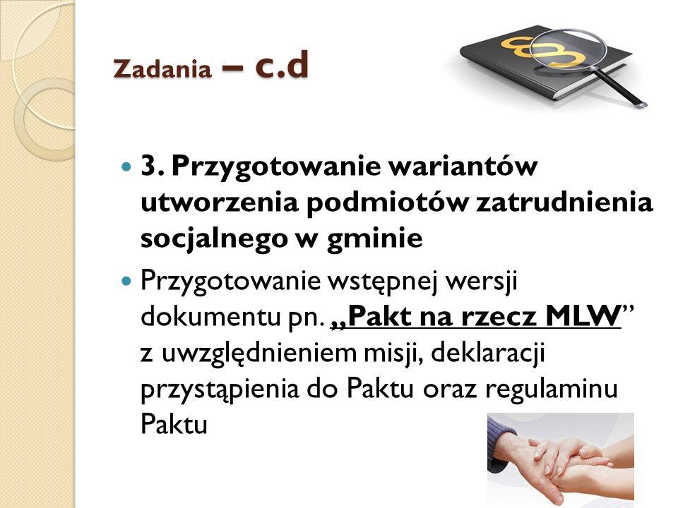 Zadania – c.d 3.