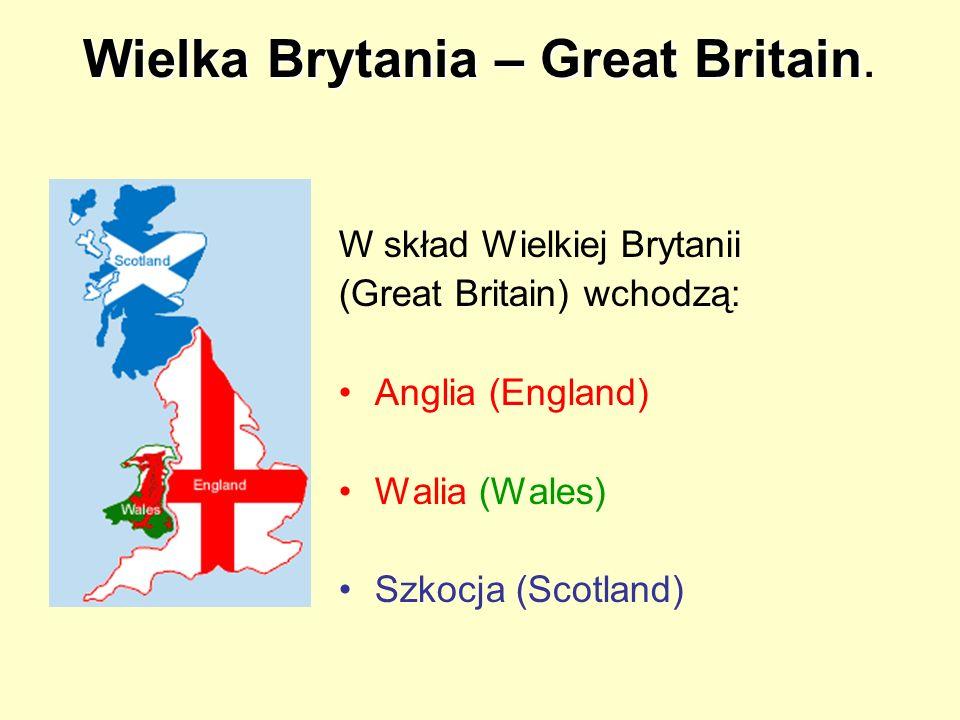 Walia – Wales. Zamek Beaumaris na wyspie Anglesey.