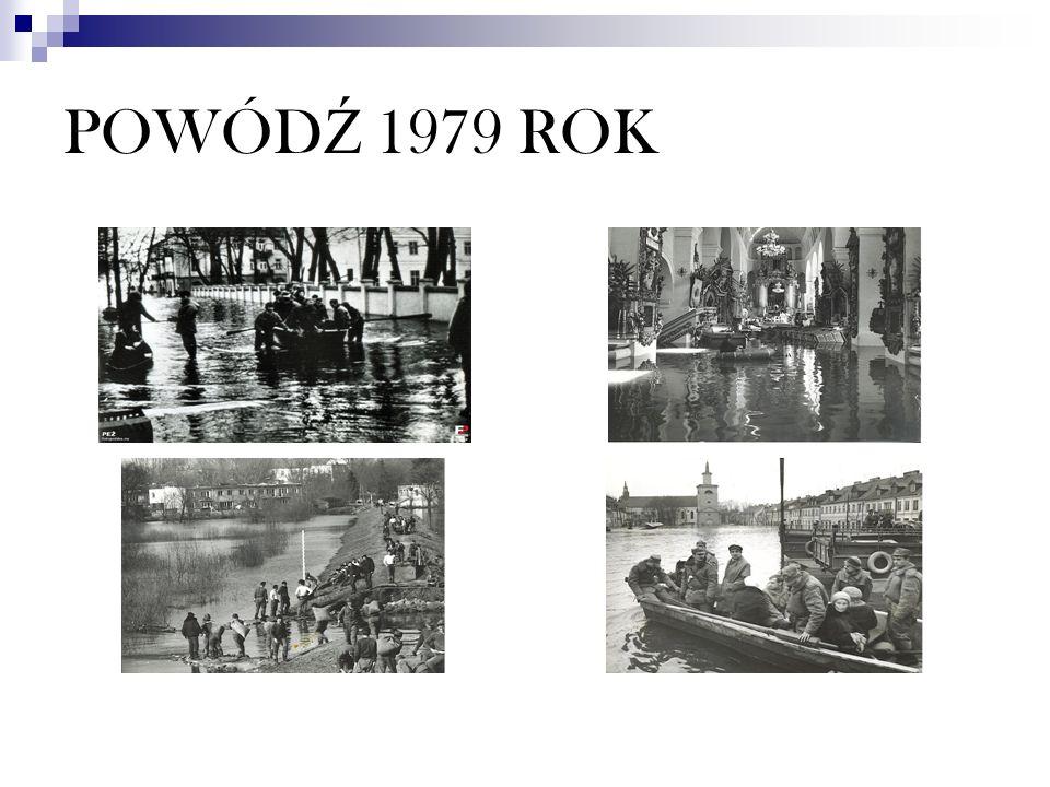 POWÓD Ź 1979 ROK