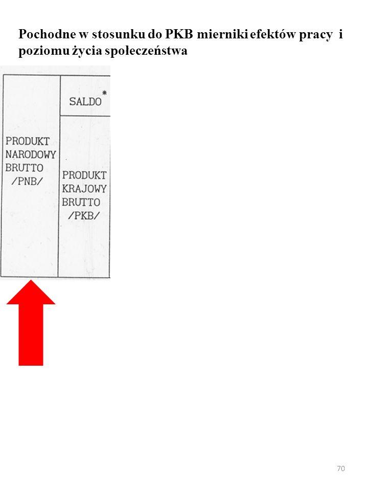 2000200520062007 Ogółem741,7964,61 033,11 132,9 PKB744,4983,31 060,01 175,3 Dochód z zagranicy (saldo) a -2,7-18,7-26,9-42,4 Dochód narodowy brutto w Polsce (2000-2007; mld zł, ceny bieżące) a Stanowi saldo wynagrodzeń, dochodów z inwestycji bezpośrednich i portfe- lowych oraz pozostałych dochodów i odsetek.