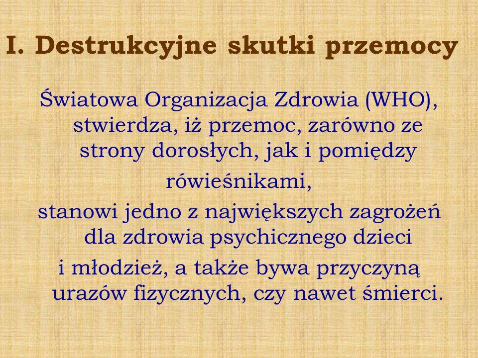 W Polsce najbardziej znanym profesjonalnym programem dla młodych osób z grup ryzyka jest Trening Zastępowania Agresji (ART) A.Goldsteina bazujący na koncepcjach behawioralno-poznawczych oraz teorii społecznego uczenia się.