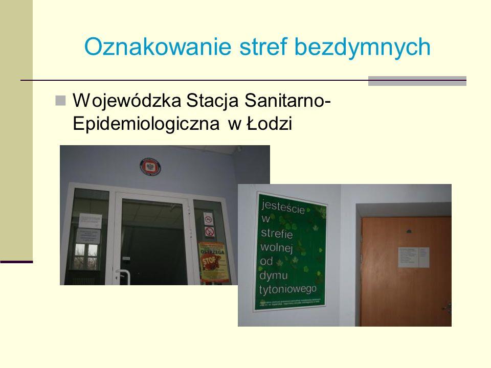 Wojewódzka Stacja Sanitarno- Epidemiologiczna w Łodzi